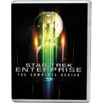 STAR TREK-ENTERPRISE-COMPLETE SERIES (DVD 24 DISC)