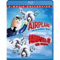 AIRPLANE 2-MOVIE COLLECTION (BLU RAY) (2DISCS/WS)