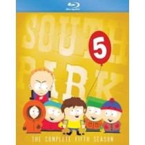 SOUTH PARK-COMPLETE FIFTH SEASON (BLU RAY) (2DISCS)