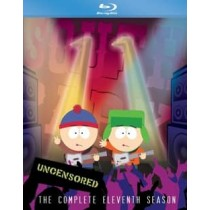 SOUTH PARK-COMPLETE ELEVENTH SEASON (BLU RAY) (2DISCS WS)