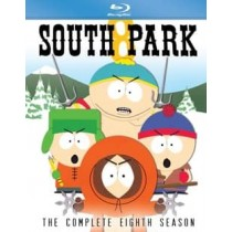 SOUTH PARK-COMPLETE EIGHTH SEASON (BLU RAY) (2DISCS WS)