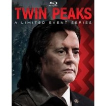 TWIN PEAKS-LIMITED EVENT SERIES (BLU RAY) (WS 8DISCS)