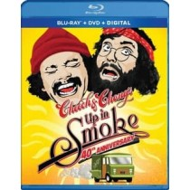 CHEECH & CHONG UP IN SMOKE 40TH ANNIVERSARY (BLURAY DVD DIGITAL)