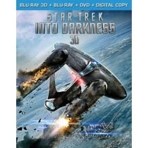 STAR TREK-INTO DARKNESS (3-DISC COMBO/3D-BR/BR/DVD/DC)