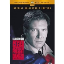CLEAR & PRESENT DANGER (DVD) (WS/SPECIAL COLLECTORS EDITION)