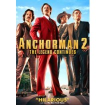 ANCHORMAN 2-THE LEGEND CONTINUES (DVD/THEATRICAL VERSION)