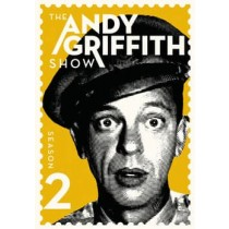 ANDY GRIFFITH SHOW-COMPLETE SECOND SEASON (DVD) (5DISCS)