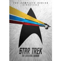 STAR TREK-ORIGINAL SERIES-COMPLETE SERIES (DVD) (25DISCS)