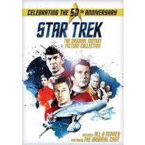 STAR TREK-ORIGINAL MOTION PICTURE COLLECTION (DVD) (6DISCS)