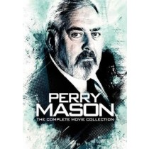 PERRY MASON-COMPLETE MOVIE COLLECTION (DVD/15 DISC)