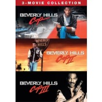 BEVERLY HILLS COP 3-MOVIE COLLECTION (DVD 2016 REPACKAGE)
