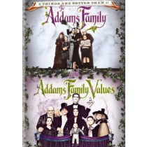 ADDAMS FAMILY ADDAMS FAMILY VALUE 2 MOVIE COLLECTION (DVD 2 DISC)