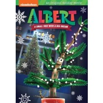 ALBERT-SMALL TREE WITH A BIG DREAM (DVD)