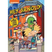 HEY ARNOLD-ULTIMATE COLLECTION (SEASONS 1-5+) (18 DISC) (DVD)