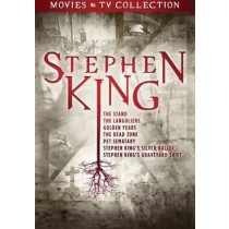STEPHEN KING-TV AND FILM COLLECTION (DVD 9 DISC)