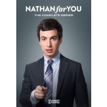 NATHAN FOR YOU-COMPLETE SERIES (DVD SEASONS 1-4 8 DISC)