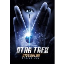 STAR TREK-DISCOVERY-SEASON ONE (DVD 4 DISC)
