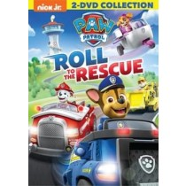 PAW PATROL-ROLL TO THE RESCUE (2 DISC)        DVD