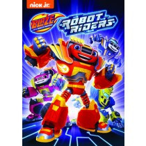 BLAZE & THE MONSTER MACHINES-ROBOT RIDERS (DVD)