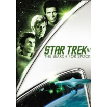 STAR TREK 3-SEARCH FOR SPOCK (DVD)