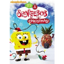 SPONGEBOB SQUAREPANTS-ITS A SPONGEBOB CHRISTMAS (DVD) W OSLEEVE