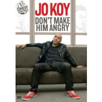 JO KOY-DONT MAKE HIM ANGRY (DVD)
