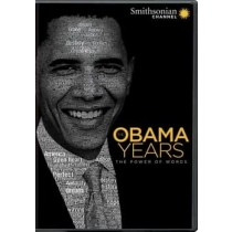 SMITHSONIAN-THE OBAMA YEARS-THE POWER OF WORDS (DVD)