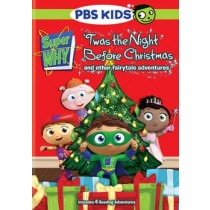 Super Why: 'Twas The Night Before Christmas