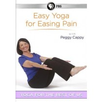 YOGA FOR THE REST OF US-EASY YOGA FOR EASING PAIN (DVD)