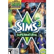 Sims 3: Supernatural (limited)