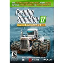 FARMING SIMULATOR 17: BIG BUD EXPANSION PACK-NLA