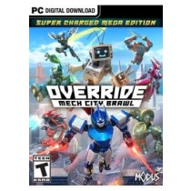 OVERRIDE: MECH CITY BRAWL SUPER CHARGED MEGA EDITION-NLA