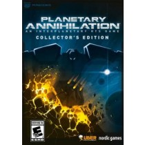 PLANETARY ANNIHILATION COLLECTOR'S EDITION