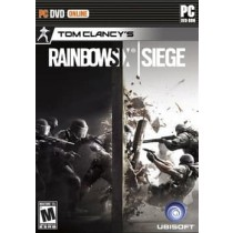 RAINBOW SIX SIEGE TOM CLANCY (DAY 1) (5 DISC)