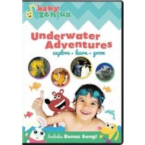 BABY GENIUS UNDERWATER ADVENTURE (DVD VALUE DVD LINE)         NLA