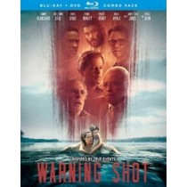 WARNING SHOT     (BLU-RAY DVD COMBO)