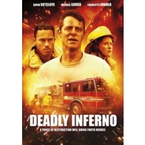 DEADLY INFERNO   DVD