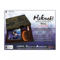 HAKUOKI:STORIES OF THE SHINSENGUMI COLLECTORS EDITION