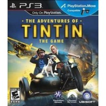 ADVENTURES OF TINTIN: THE GAME (MOVE COMPATIBLE)