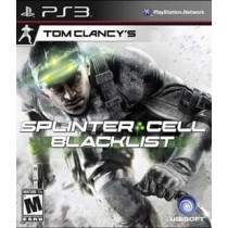 Splinter Cell Blacklist Signature Edition (launch only)