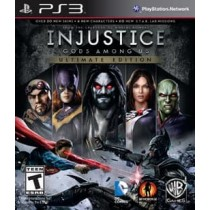 INJUSTICE:GODS AMONG US ULTIMATE EDITION