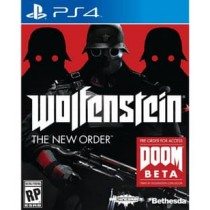 WOLFENSTEIN: THE NEW ORDER (NOT AVAILABLE UNTIL JAN 2018)