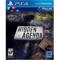 HIDDEN AGENDA (PLAYLINK - REQUIRES CELL PHONE OR TABLET)
