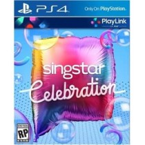 SINGSTAR: CELEBRATION (PLAYLINK - REQUIRES CELL PHONE OR TABLET)