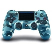 PS4 DUALSHOCK 4 BLUE CAMO