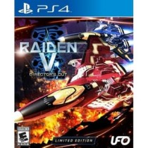 RAIDEN V: DIRECTORS CUT LIMITED EDITION WITH SOUNDTRACK CD