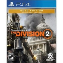 TOM CLANCYS THE DIVISION 2 STEELBOOK GOLD EDITION