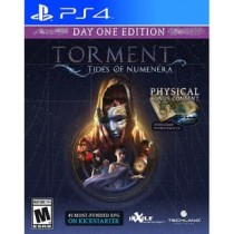 TORMENT: TIDES OF NUMENERA(DAY 1 EDITION)-NLA
