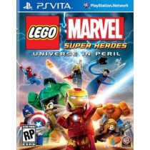 LEGO:MARVEL SUPERHEROES UNIVERSE IN PERIL