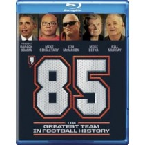 85-GREATEST TEAM IN FOOTBALL HISTORY (BLU-RAY)